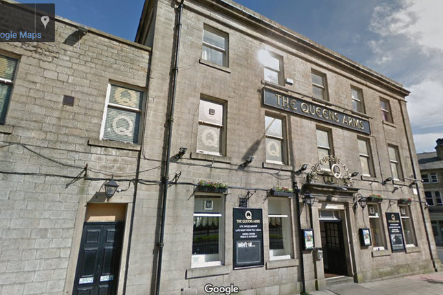 Thumbnail Pub/bar for sale in Substantial Freehold 1 Bank Street, Rawtenstall