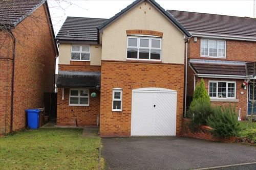 Thumbnail Detached house to rent in Charlestown Grove, Stoke On Trent