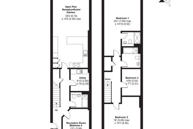 Floorplan of Elmcroft Road, Orpington BR6