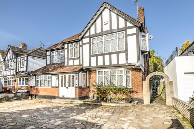 Thumbnail Property for sale in Uxbridge Road, Hatch End, Pinner