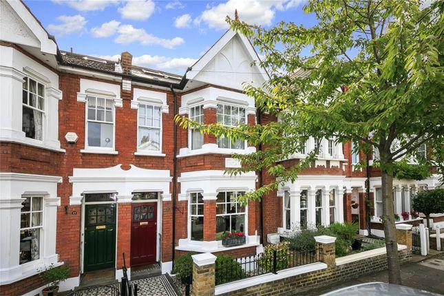 Thumbnail Terraced house to rent in Defoe Avenue, Kew, Richmond, Surrey