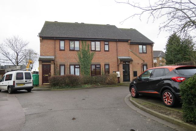 Thumbnail Maisonette to rent in Hammet Close, Yeading, Hayes