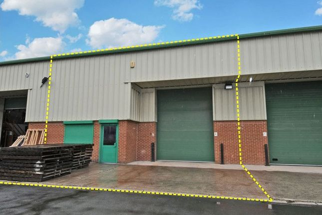 Thumbnail Industrial to let in Methley Road Industrial Park, Castleford