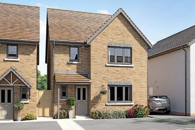 """3 bed property for sale in """"The Seaton"""" at Welton Lane, Daventry NN11"""