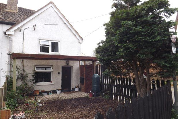 Thumbnail Cottage to rent in Flitwick, Bedford