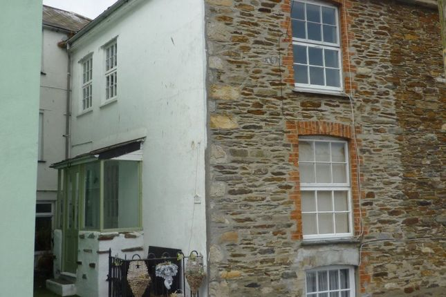 Thumbnail Property to rent in Tregoney Hill, Mevagissey, St. Austell