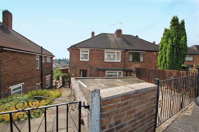 Thumbnail Semi-detached house for sale in Redland Grove, Carlton, Nottingham