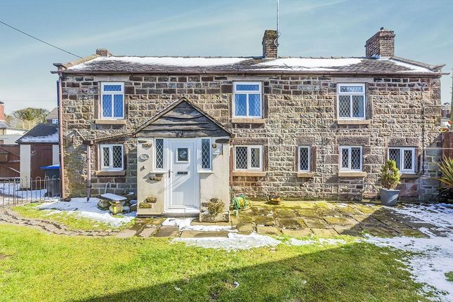 Thumbnail Detached house for sale in Randles Lane, Wetley Rocks, Stoke-On-Trent