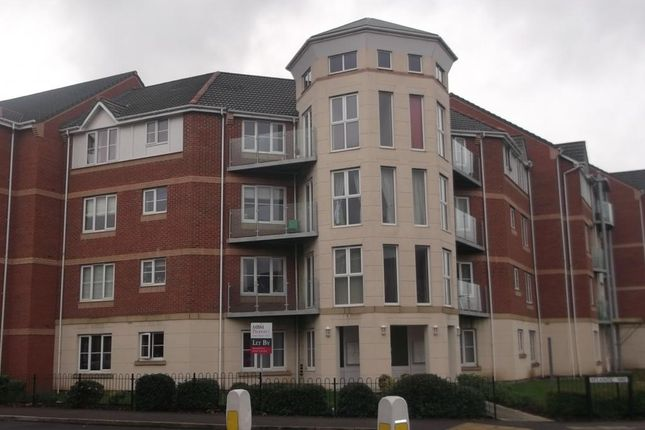 Thumbnail Flat to rent in Atlantic Way, Pride Park, Derby.