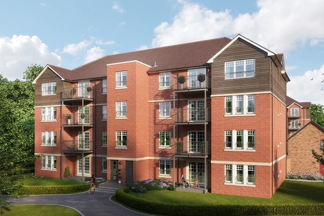 "Thumbnail Flat for sale in ""Brodick"" at Cherrytree Gardens, Bishopton"
