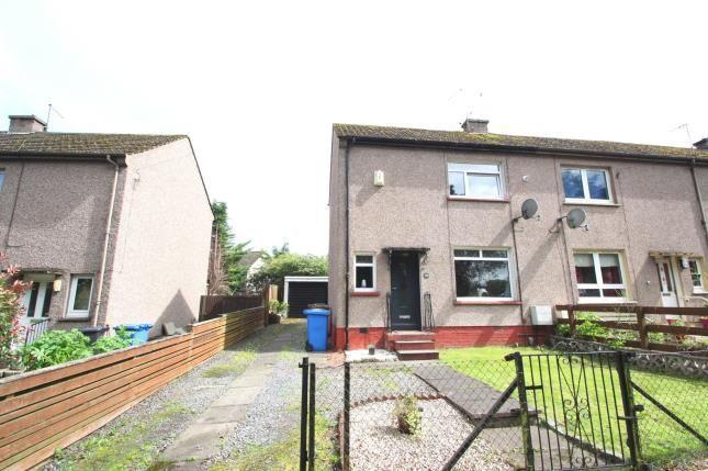 External of Broompark View, East Calder, Livingston, West Lothian EH53