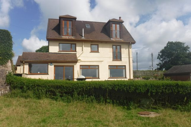 Thumbnail Detached house for sale in Seven Lights, Penmaen, Gower