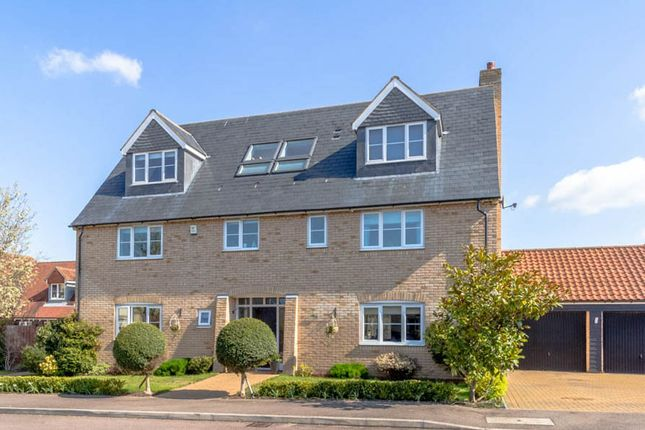 Thumbnail Detached house for sale in Fenbridge, Great Cambourne, Cambourne, Cambridge