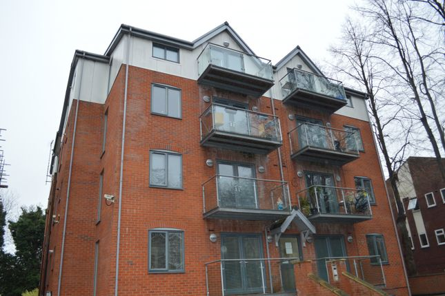 Thumbnail Flat to rent in Upper Chorlton Road, Old Trafford, Manchester
