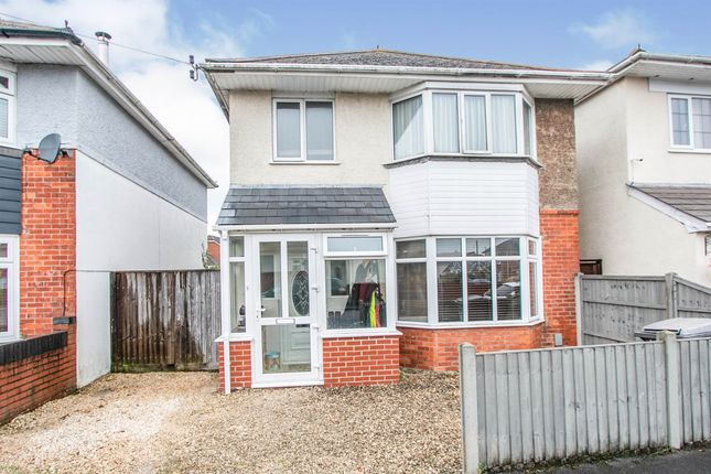 Thumbnail Detached house for sale in Saxonhurst Road, Bournemouth