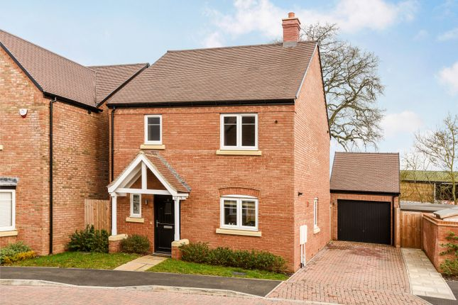 Thumbnail Detached house to rent in Merlin Close, Bodicote