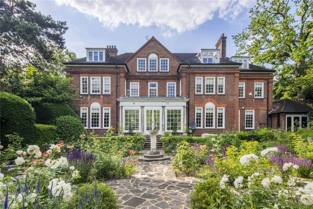Thumbnail Detached house for sale in Templewood Avenue, Hampstead, London
