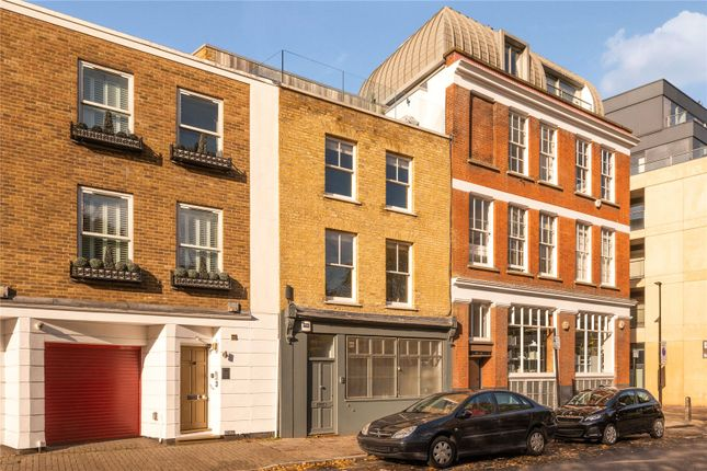 Thumbnail Terraced house for sale in Central Street, London