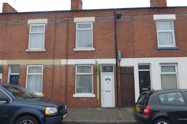 Thumbnail Terraced house for sale in Balfour Street, Leicester