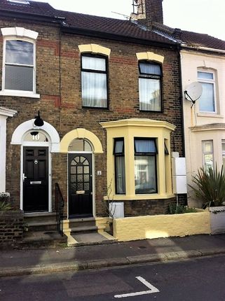 4 bed terraced house for sale in Longley Road, Rochester