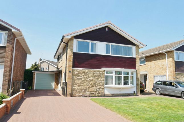 Thumbnail Detached house for sale in Beagle Ridge Drive, Foxwood Lane, York