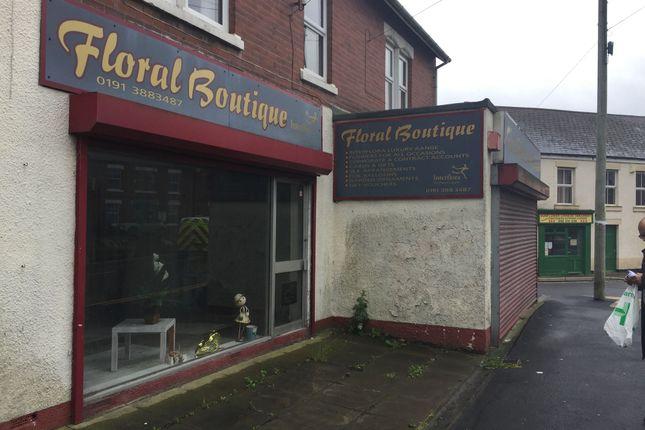 Retail premises for sale in Front Street, Pelton, Chester Le Street