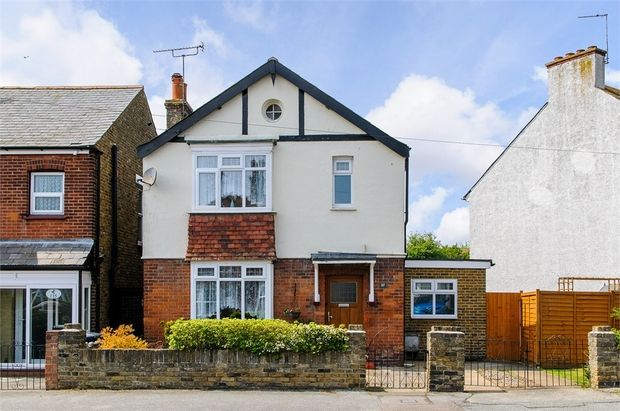 Thumbnail Detached house for sale in Beacon Road, Broadstairs