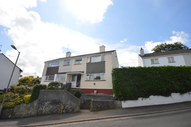 2 bed property to rent in Cornish Crescent, Truro TR1