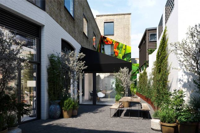 Thumbnail Office to let in Symes Mews Warehouse, Symes Mews, London
