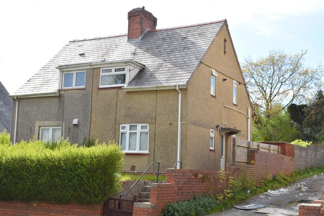 2 bed semi-detached house for sale in Townhill Road, Cockett, Swansea SA2