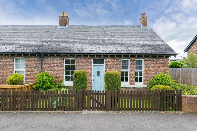 Thumbnail End terrace house for sale in Second Street, Newtongrange, Dalkeith