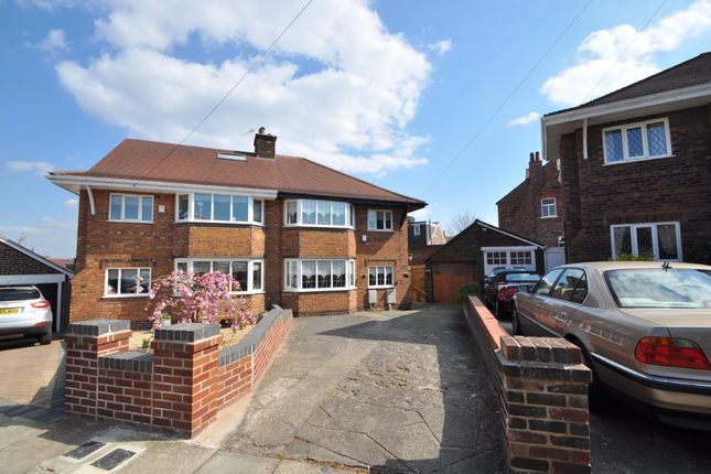 3 bed semi-detached house for sale in Fernhill, New Brighton, Wallasey CH45