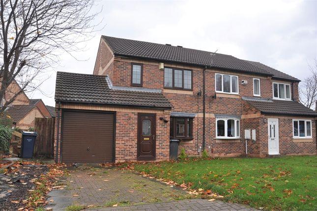 Thumbnail Semi-detached house to rent in Jedmoor, Hebburn, Tyne & Wear.