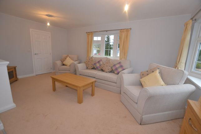 Thumbnail Property for sale in Beechtree Park Homes, Denny, Stirlingshire