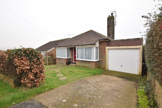 Thumbnail Detached bungalow for sale in First Avenue, Newhaven, East Sussex