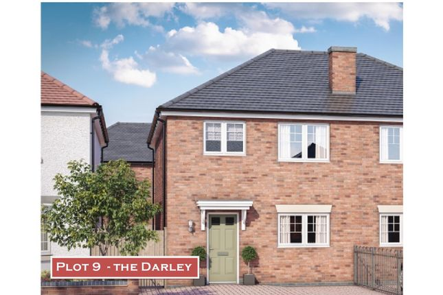 3 bed semi-detached house for sale in The Darley, Blaby, Leicester LE8