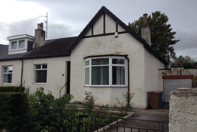 Thumbnail Bungalow to rent in Lamington Road, Glasgow