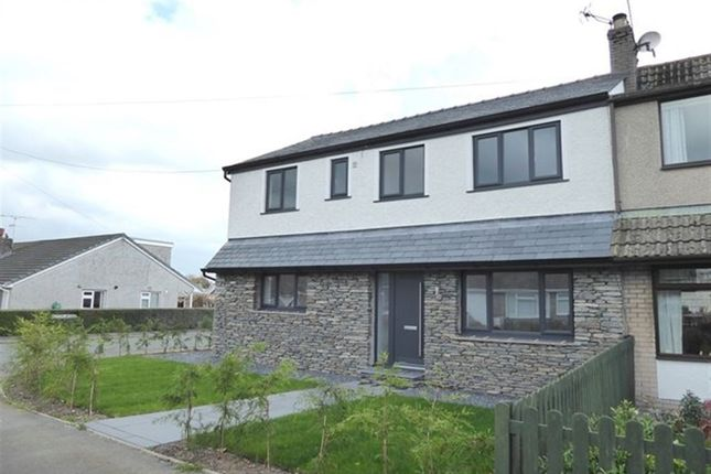 Thumbnail Semi-detached house to rent in Rusland Crescent, Ulverston
