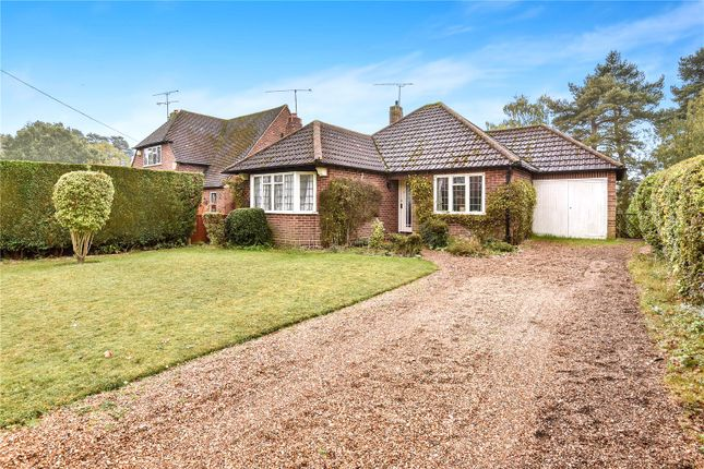 Thumbnail Detached bungalow for sale in Greenways, Sandhurst, Berkshire