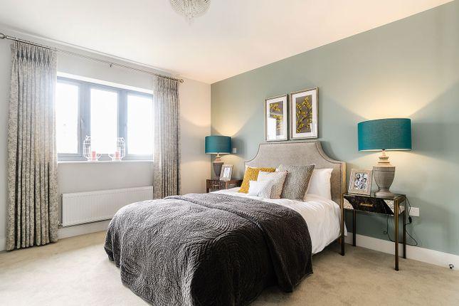 The Railton Bedroom