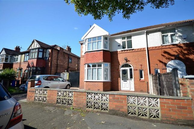 Thumbnail Semi-detached house for sale in Stratton Road, Chorlton, Manchester
