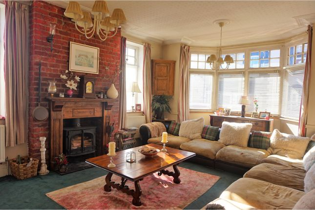 Thumbnail Semi-detached house for sale in Woodside, Usk