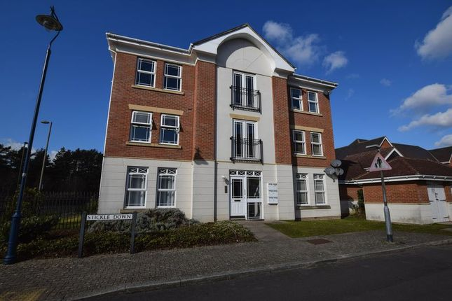 Thumbnail Flat for sale in Stickle Down, Deepcut, Camberley