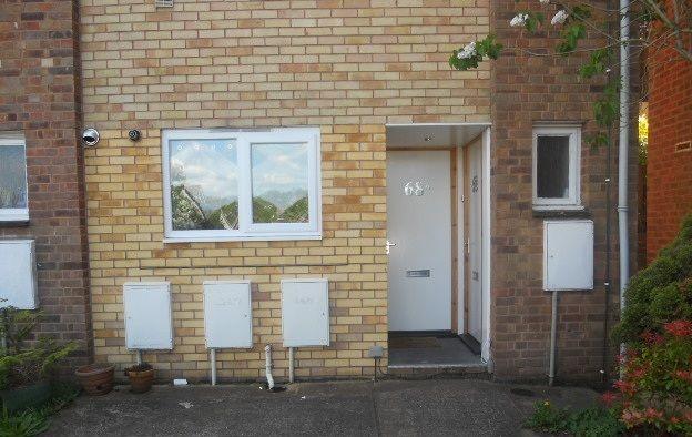 Thumbnail Flat to rent in Greenway, Crediton