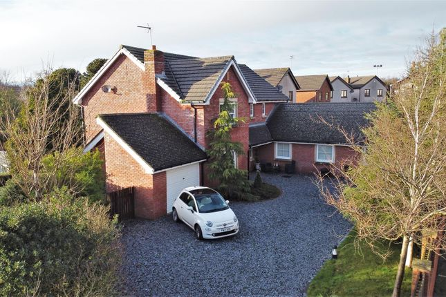 Thumbnail Detached house for sale in Holyoake Avenue, Barrow-In-Furness