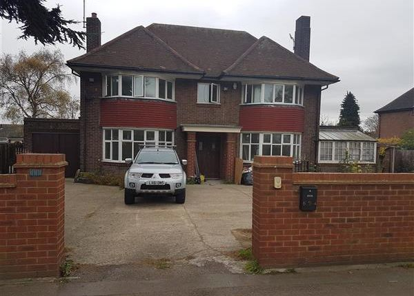 Thumbnail Detached house to rent in Swanston Grange, Dunstable Road, Luton