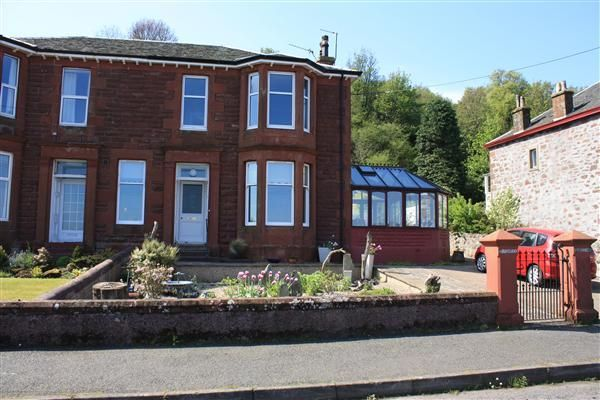 Thumbnail Property for sale in Fernlea, Kilchattan Bay, Isle Of Bute