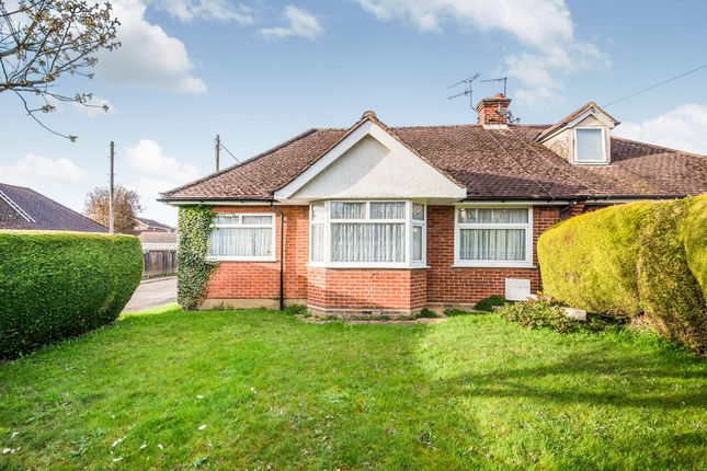 Thumbnail Semi-detached bungalow for sale in Rosedale Close, Bricket Wood, St. Albans