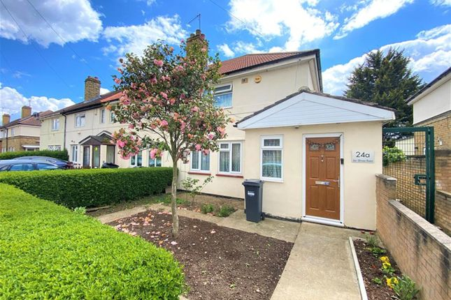 Thumbnail End terrace house for sale in Beavers Lane, Hounslow West, Middlesex