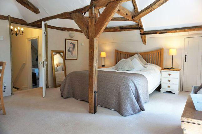 Master Bedroom of The Row, Elham, Canterbury CT4